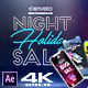 Holiday Sales Template v2.0 - VideoHive Item for Sale