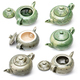 Handmade ceramic teapots - PhotoDune Item for Sale