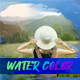 Water Color Slideshow - VideoHive Item for Sale
