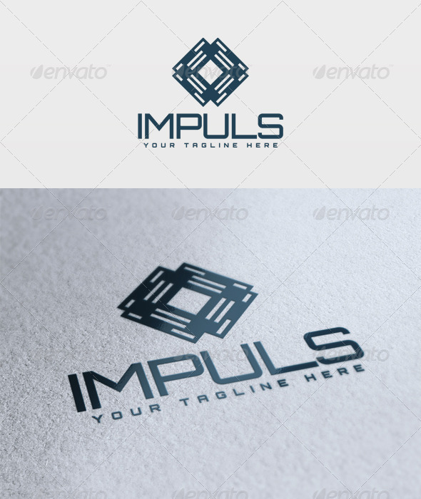 Impuls Logo - Vector Abstract