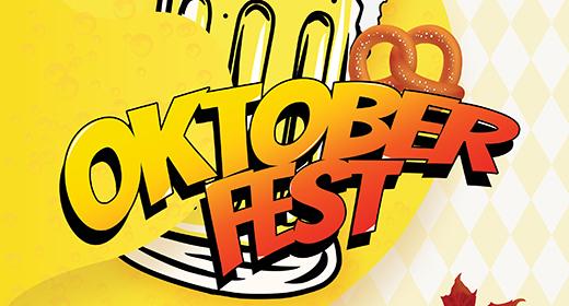 Oktober Fest Flyers