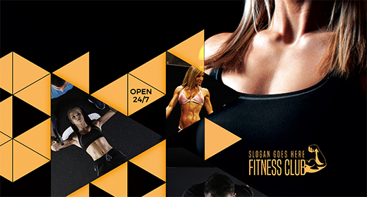 Sports and Fitness Flyers
