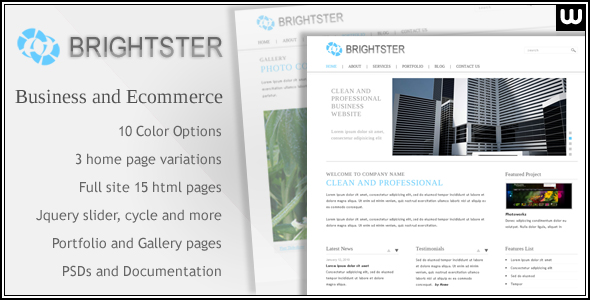 Free Download Clean Website Template for Business and Ecommerce Nulled Latest Version