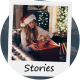 Christmas Instagram Stories | Vertical Square Portrait - VideoHive Item for Sale