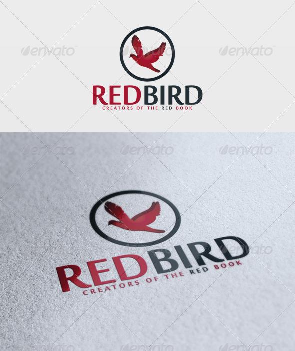 Red Bird Logo - Animals Logo Templates