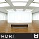 High Resolution Loft Gallery HDRi Map 007