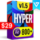 Hyper - Graphics Pack - VideoHive Item for Sale