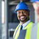 Portrait of happy engineer on site - PhotoDune Item for Sale