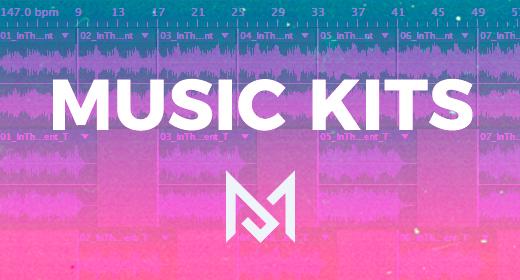MeGustaMusic - Music Kits
