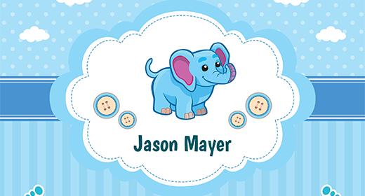 Baby Shower Flyers