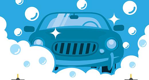 Car Wash Flyers