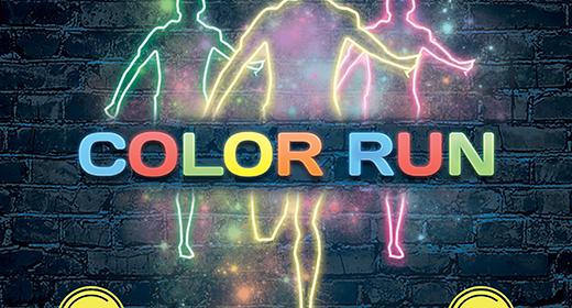 Color Run Flyers