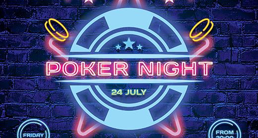 Poker Night Flyers