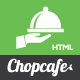 Chopcafe - Restaurant HTML Template
