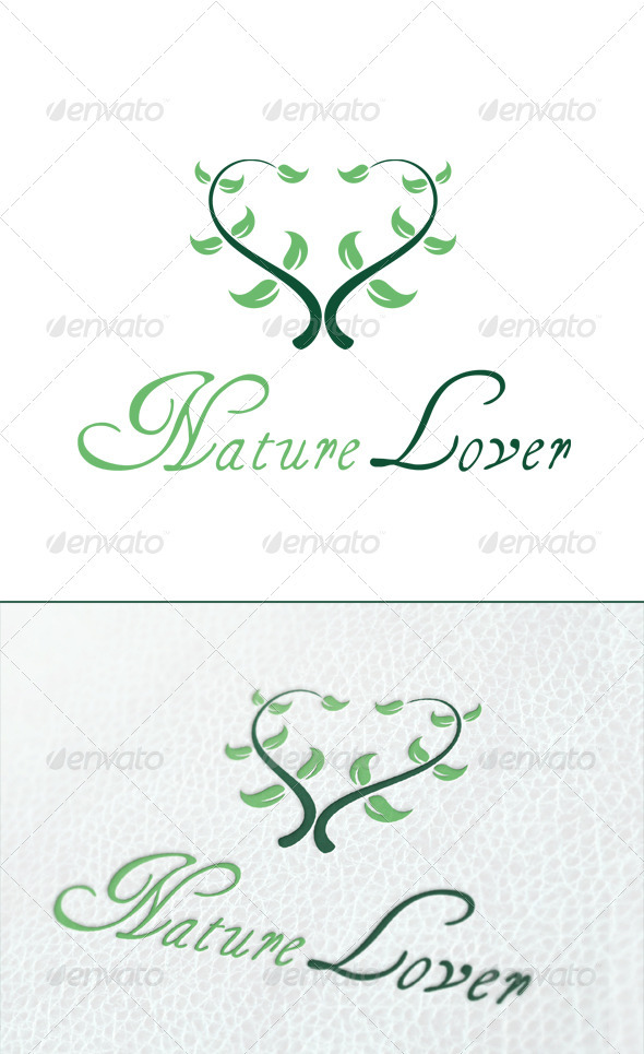 Nature Lover - Nature Logo Templates