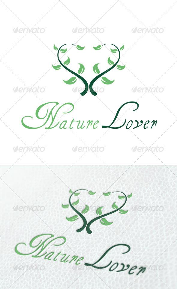 Nature Lover - Nature Logo Templates