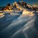 Winter landscape of Passo Giau, Dolomites, Italy - PhotoDune Item for Sale