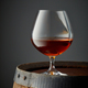 glass of cognac - PhotoDune Item for Sale