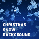 Christmas Snow Background - VideoHive Item for Sale