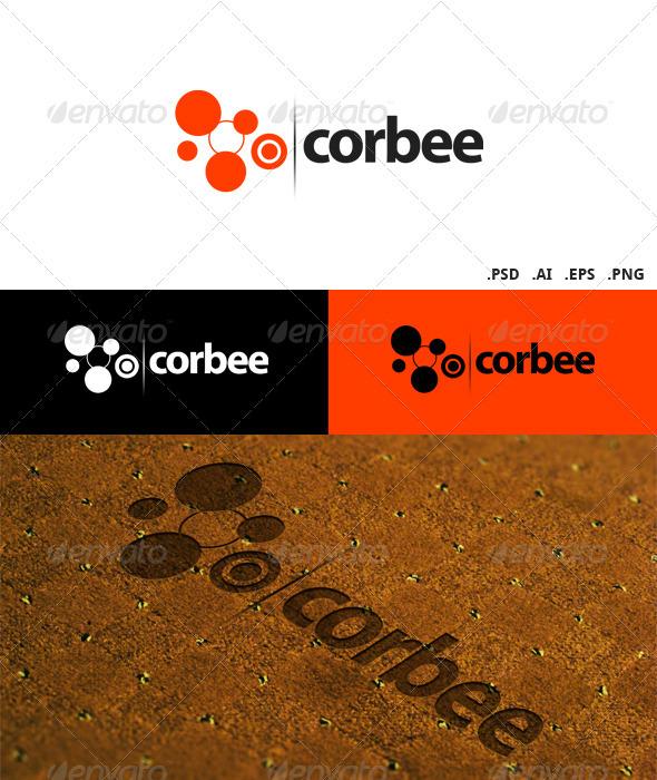 Corbee Logo - Vector Abstract