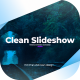 Clean Modern Slideshow - VideoHive Item for Sale