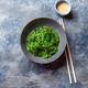 Chuka wakame,  seaweed japanese salad with nuts sauce. - PhotoDune Item for Sale