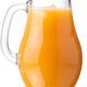 Persimmon smoothie jug, paths - PhotoDune Item for Sale