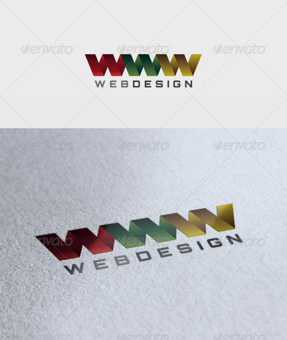 Three W Logo - Letters Logo Templates