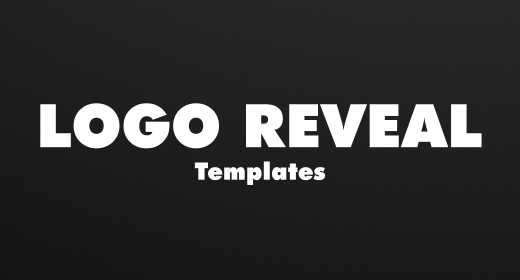 Logo Reveal Templates