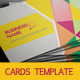 Abstract Personal Business Cards Template - GraphicRiver Item for Sale