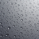 Water drops on metallic surface - PhotoDune Item for Sale