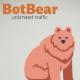 Traffic Generator Bot - BotBear