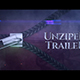 Unziped Trailer - VideoHive Item for Sale