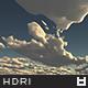 High Resolution Sky HDRi Map 671