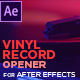 The Vinyl Records Project - VideoHive Item for Sale