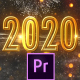 New Year Countdown 2020 - Premiere Pro - VideoHive Item for Sale