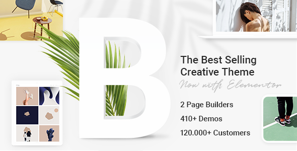 Bridge - Creative Multipurpose WordPress Theme