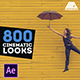 Cinematic Looks | Color Presets Pack - After Effects