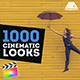 Cinematic Looks   Color Presets Pack - Final Cut - VideoHive Item for Sale