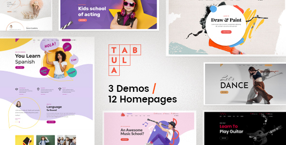 Tabula - Art, Music & Language School