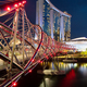 Singapore Urban View at Dusk - PhotoDune Item for Sale