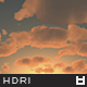 High Resolution Sky HDRi Map 673