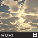 High Resolution Sky HDRi Map 674