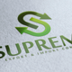Supreme Logo - GraphicRiver Item for Sale