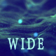 Waves and Particles Wide-screen - VideoHive Item for Sale