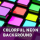 Colorful Neon Background - VideoHive Item for Sale
