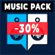 Positive Happy Pop House Travel Pack