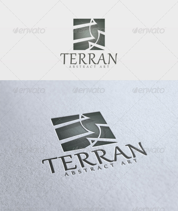 Terran Logo - Vector Abstract