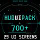 Hud UI Pack 700+ - VideoHive Item for Sale