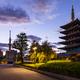 Tokyo - Sensoji-ji, Temple in Asakusa at sunset, Japan - PhotoDune Item for Sale